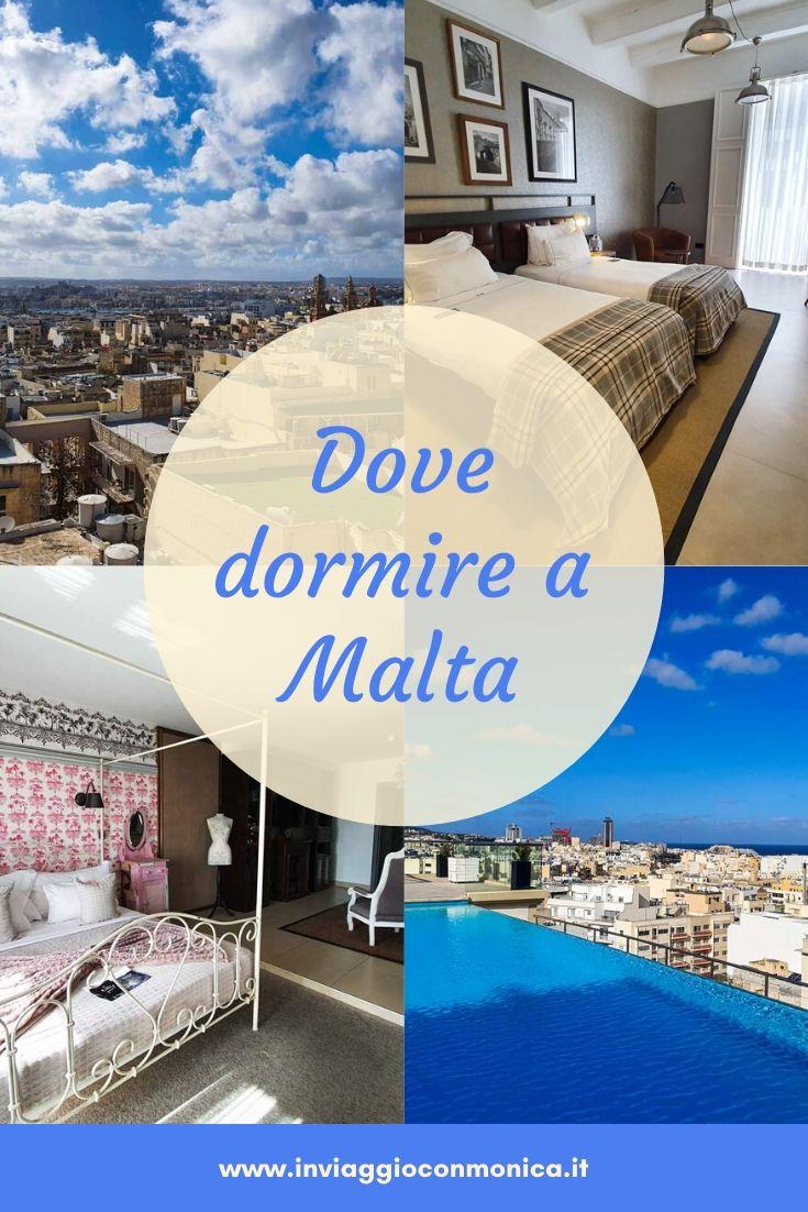 Hotel a Malta dove dormire