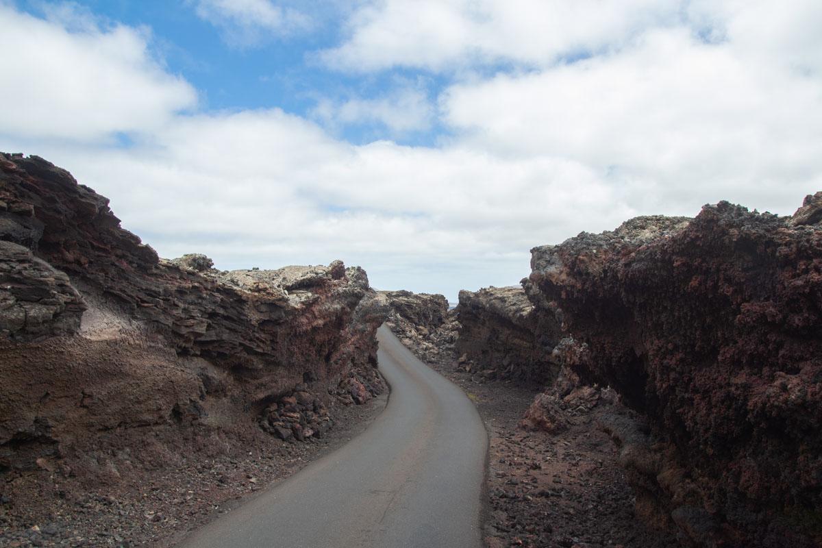 Visitare il parco Nazionale del Timanfaya a Lanzarote - Ruta del Los Vulcanes