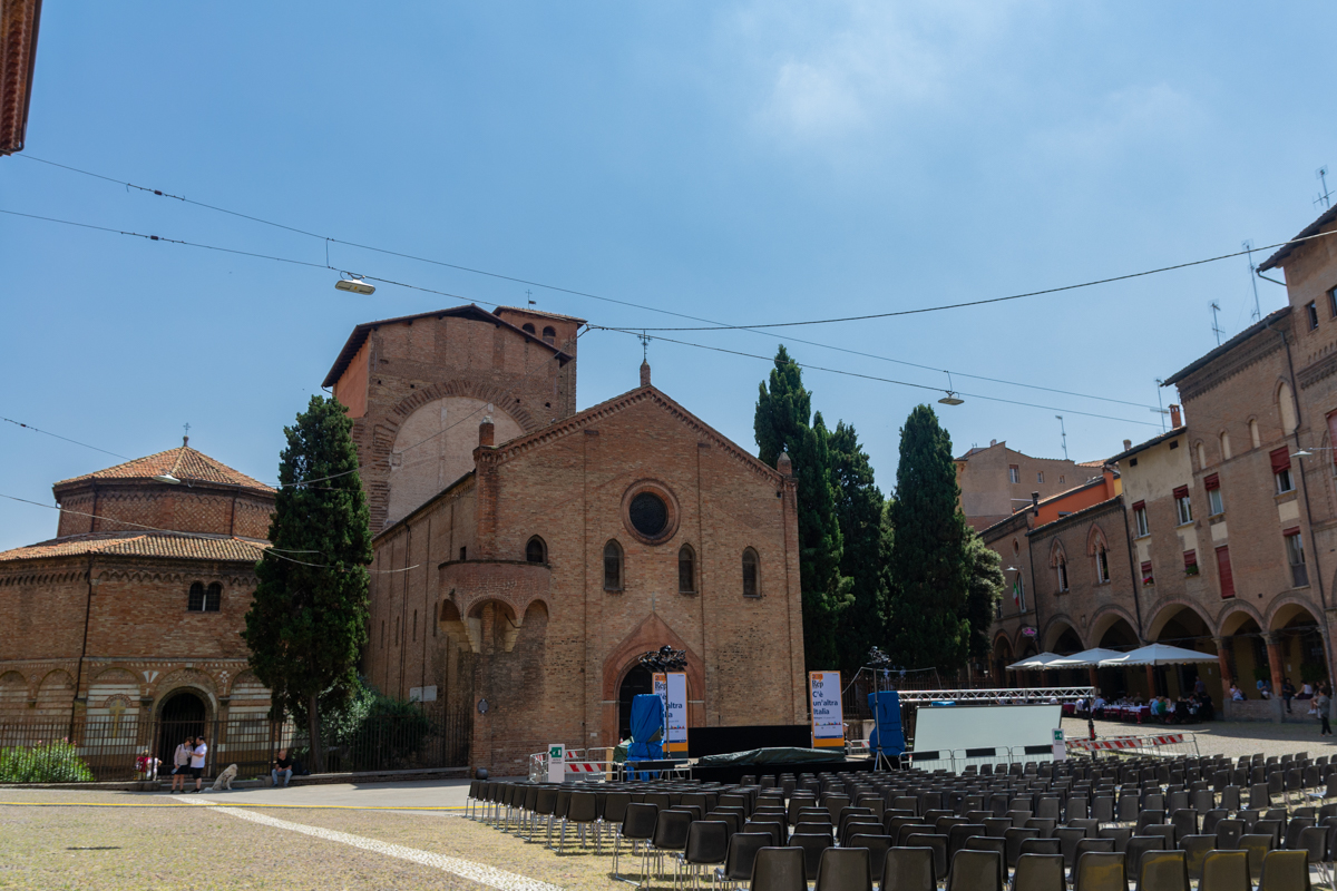 Sette Chiese Bologna - Santo Stefano