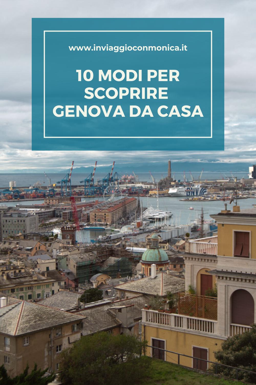Genova virtual tour