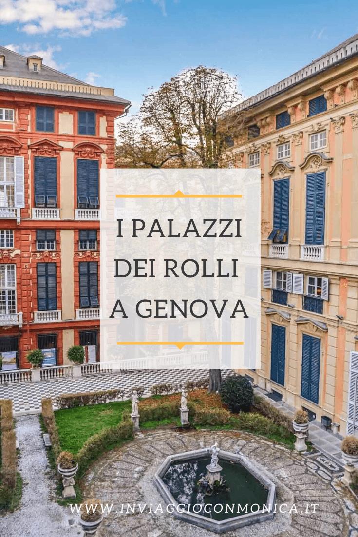 Palazzi dei Rolli di Genova