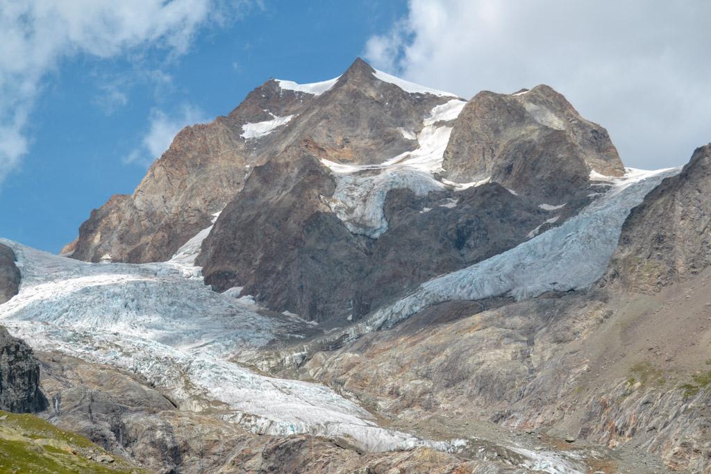 Aguille des glaciers