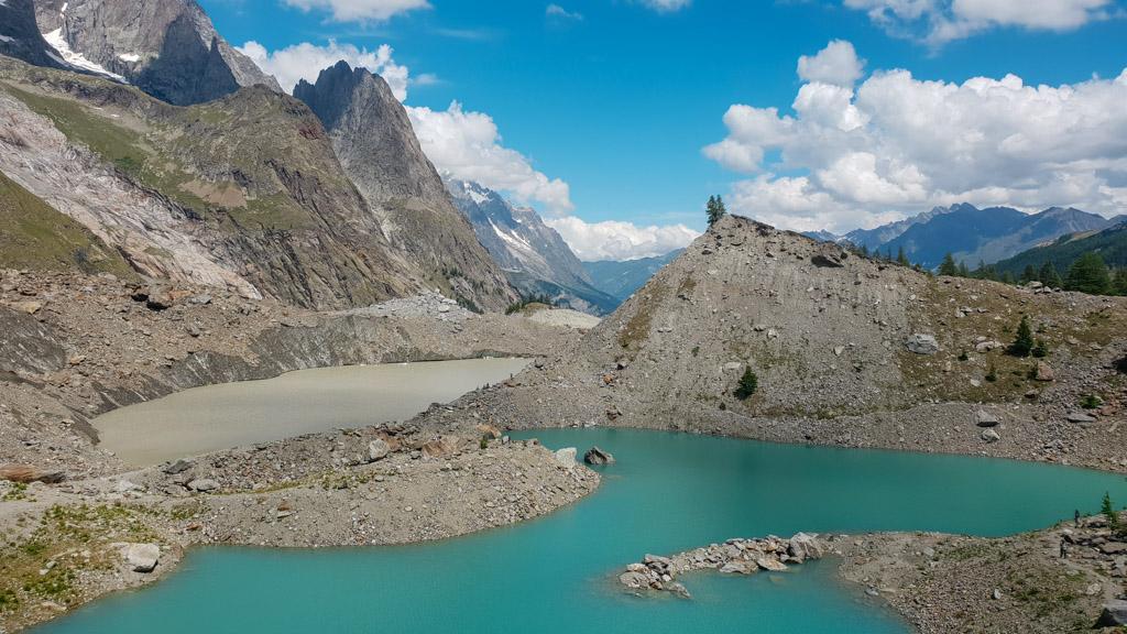 Lago Miage - Val Veny - Valle d'Aosta