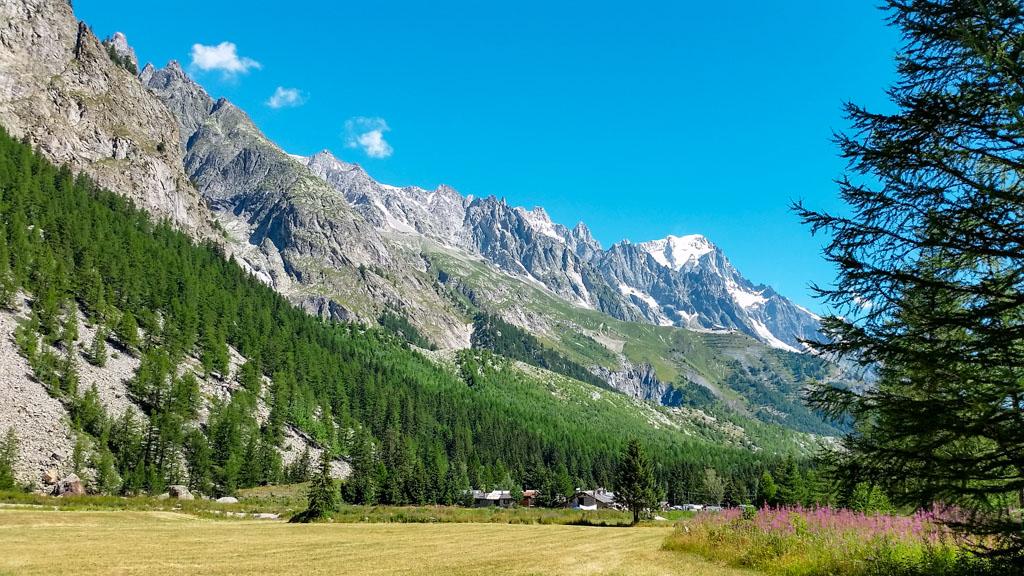 Escursioni in Val Veny - Puterey