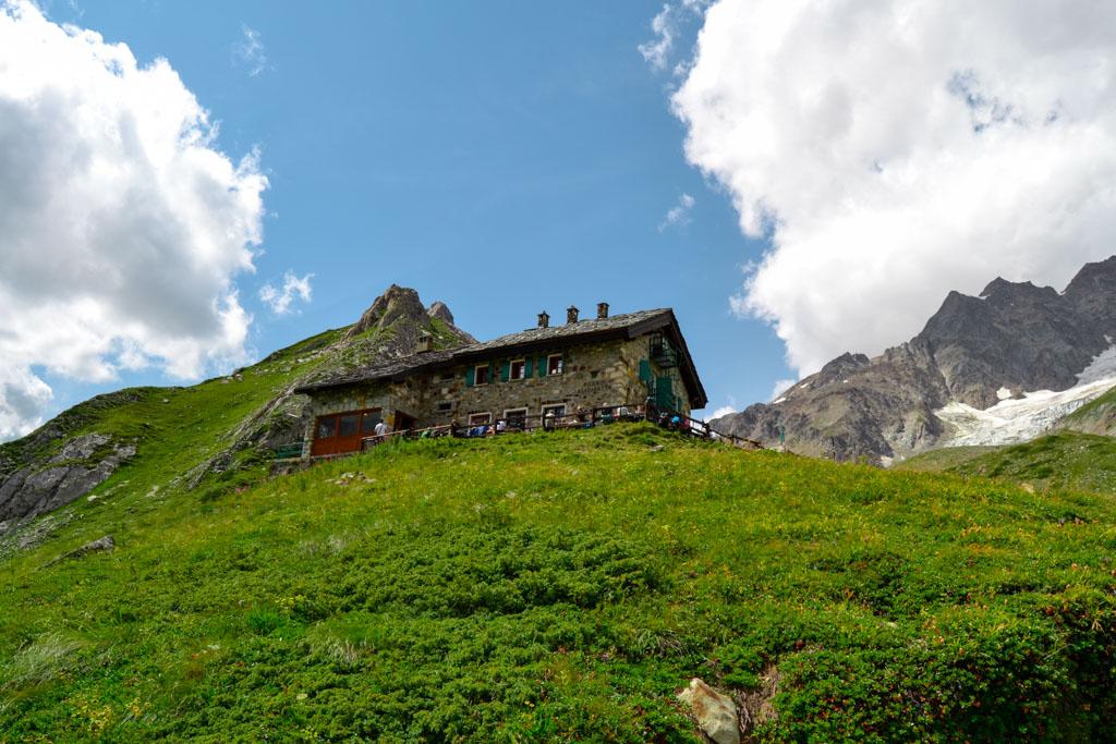 Escursioni in Val Veny - Rifugio Elisabetta