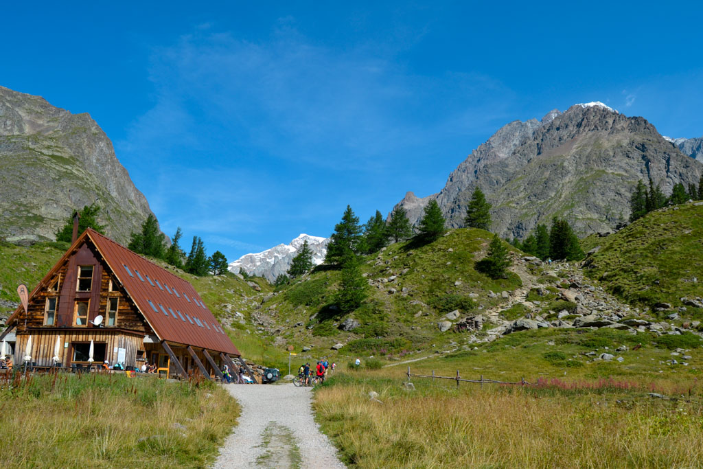 Rifugio Lago Miage - Val Veny