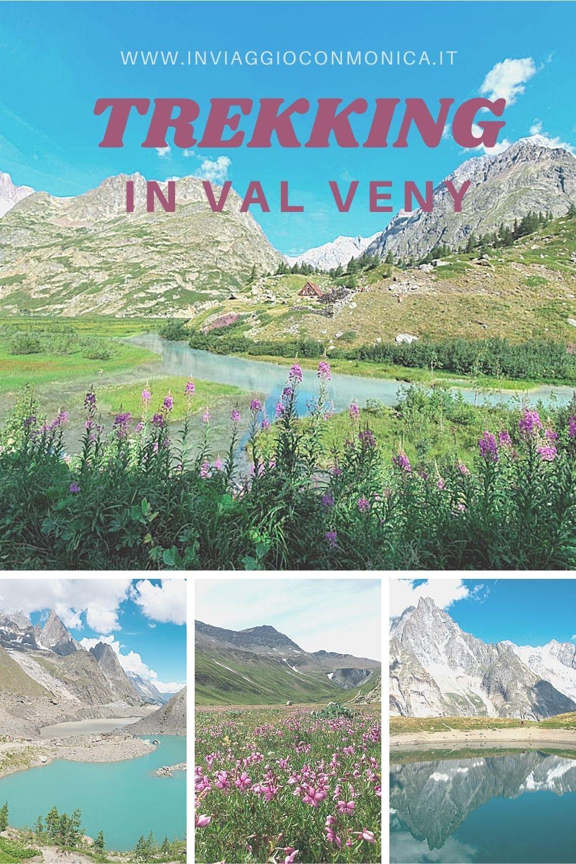 Trekking in Val Veny