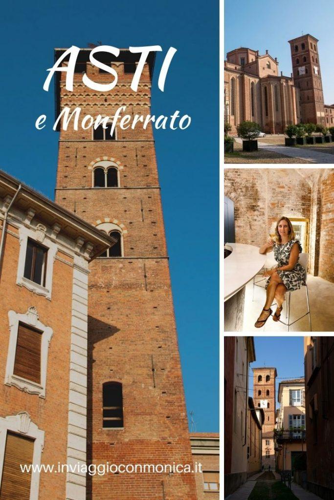fotografie della città di Asti