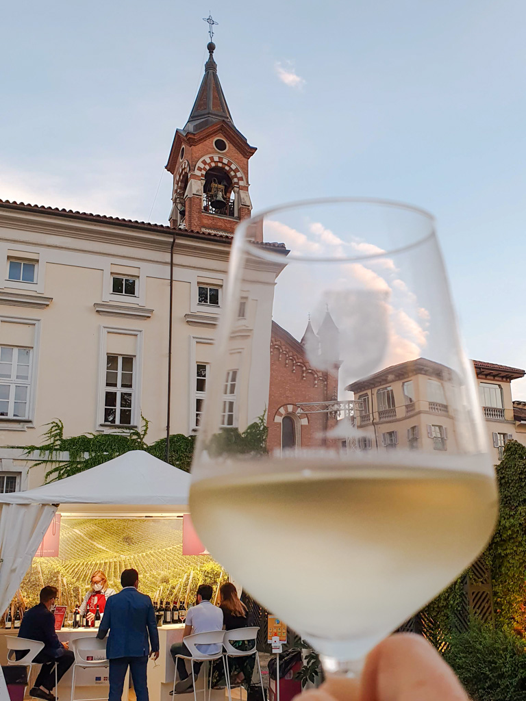 Degustazione vini Asti Monferrato