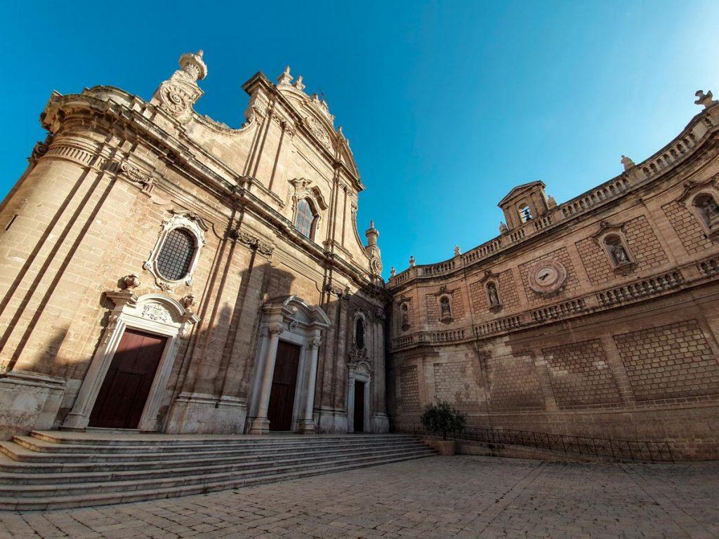 Cattedrale di Maria Santissima della Madia