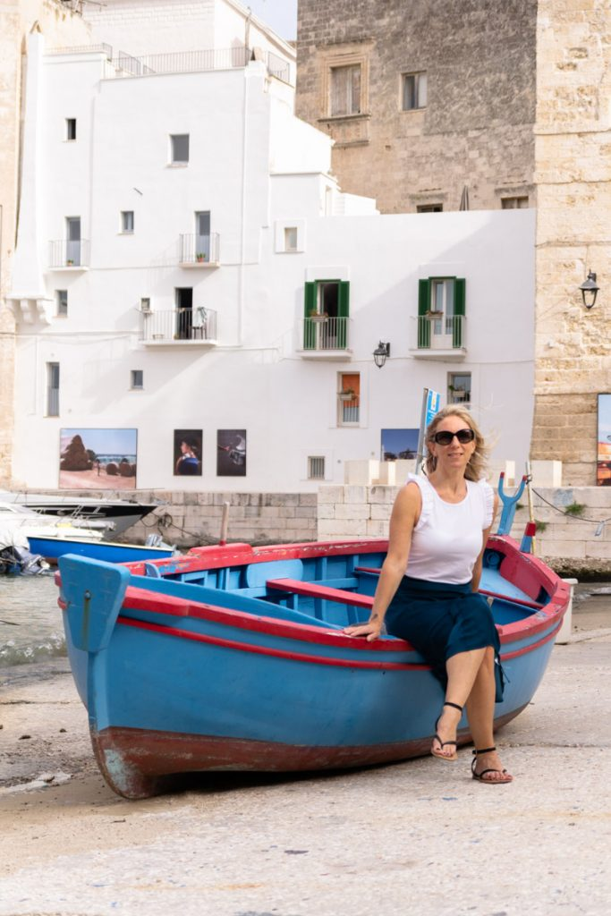 Monica Bruni - Travel Blogger
