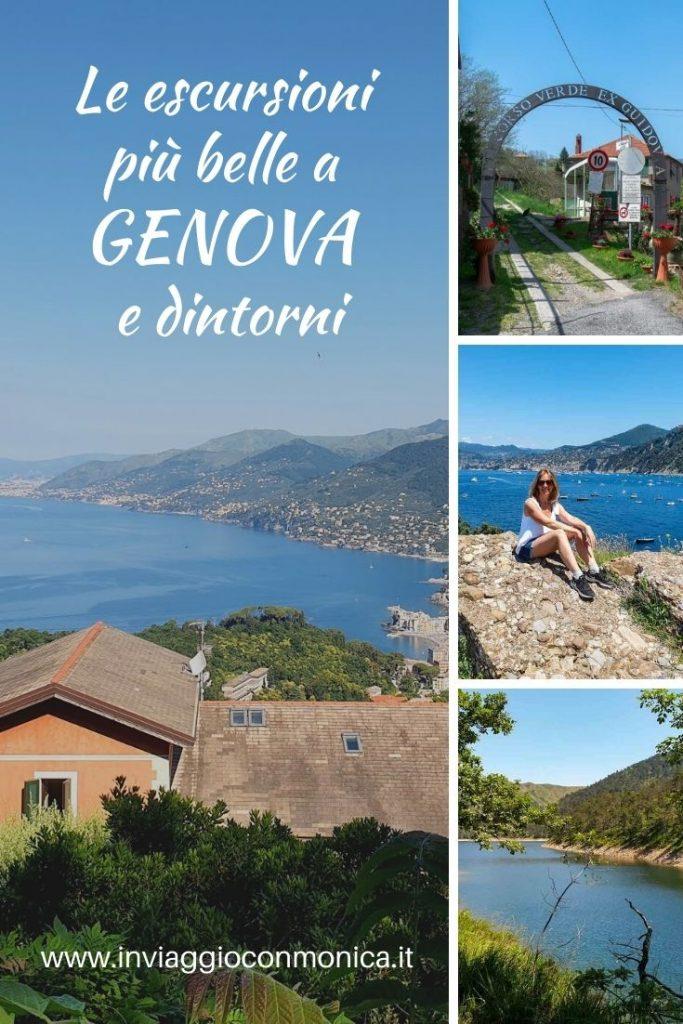 Trekking a Genova e Liguria