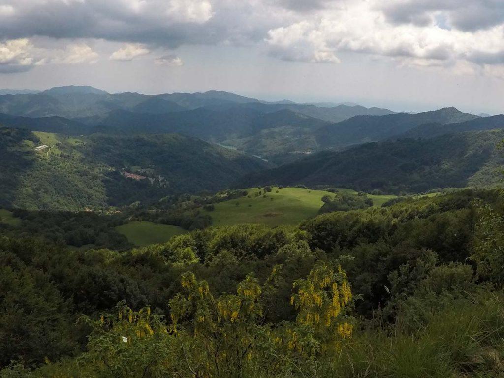 Sentieri Monte Antola