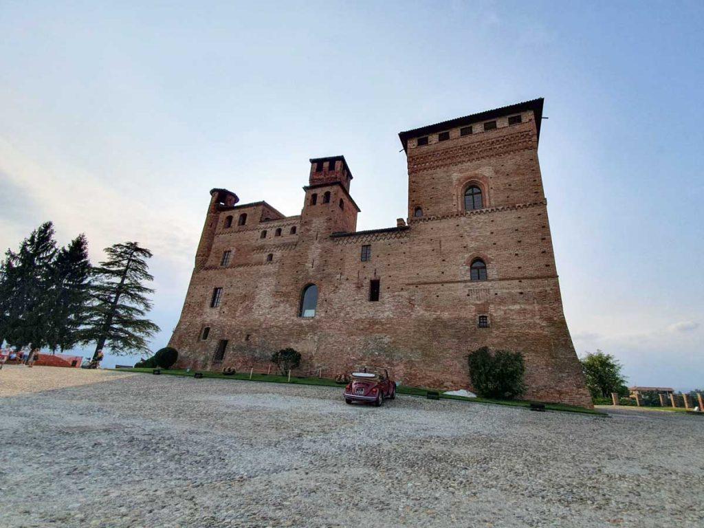 Langhe Castello Grinzane Cavour