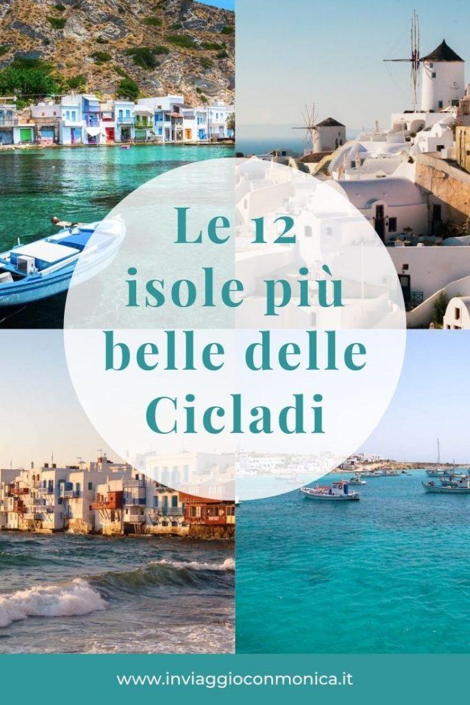Isole più belle delle Cicladi