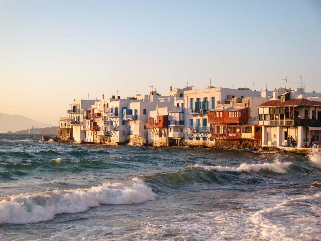 Mykonos - Isole più belle delle Cicladi