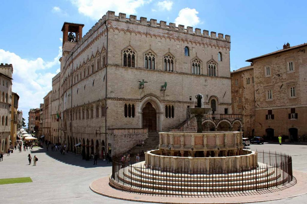 Perugia weekend romantico
