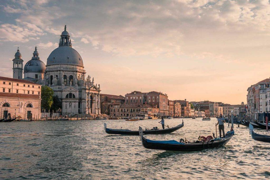 Fine settimana romantico a Venezia