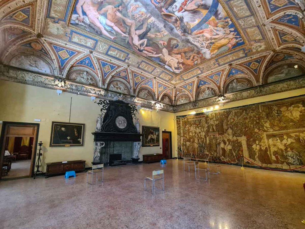 Palazzo del Principe sala dei Giganti
