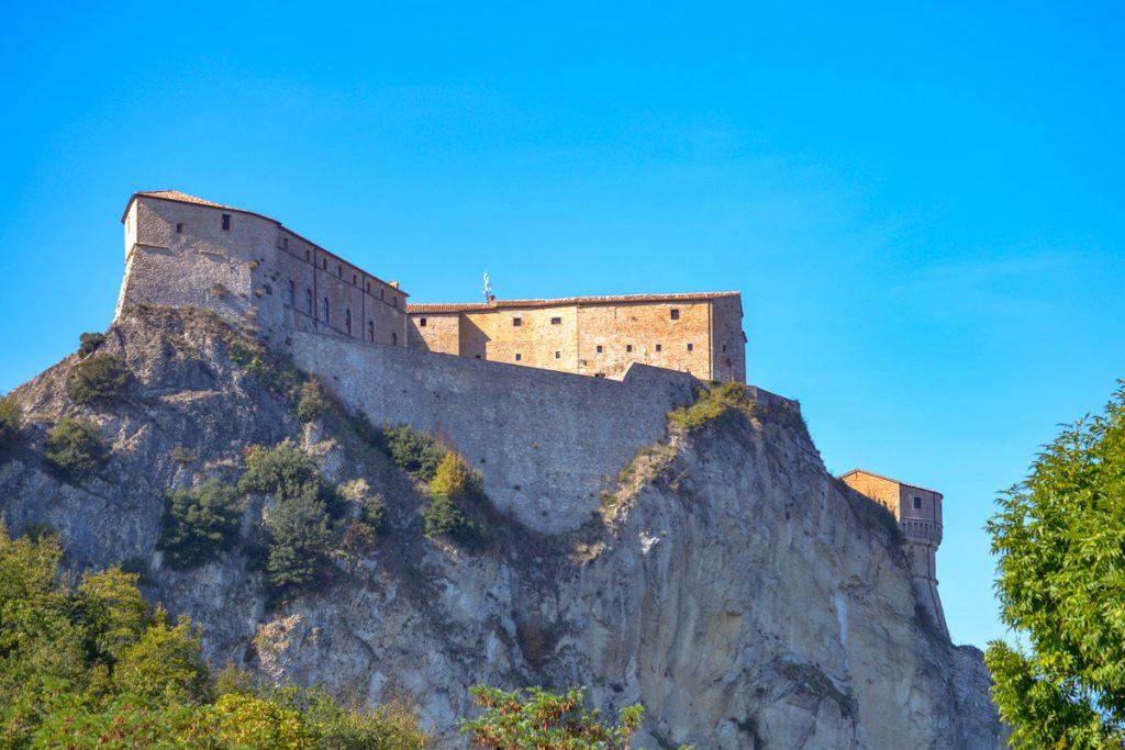 Visitare la rocca di San Leo