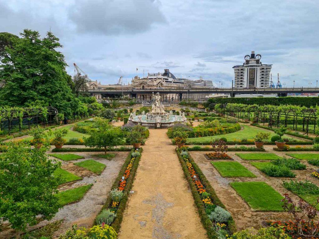 Villa del Principe Giardini