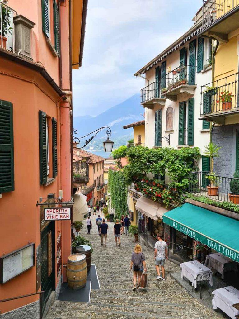 Bellagio Salita Serbelloni