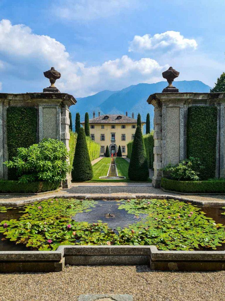 Villa Balbiano Ossuccio